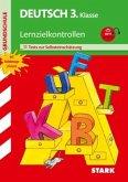 Lernzielkontrollen/Tests - Grundschule Deutsch 3. Klasse