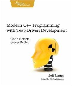 Modern C++ Programming with Test-Driven Development - Langr, Jeff