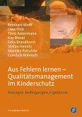 Aus Fehlern lernen ? Qualitätsmanagement im Kinderschutz (eBook, PDF)