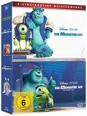 Die Monster Uni / Die Monster AG (2 Discs)