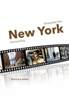 Schauplatz Film: New York - Klug, Hannes