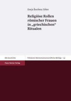 Religiöse Rollen römischer Frauen in