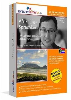 Afrikaans-Express-Sprachkurs, CD-ROM m. MP3-Audio-CD