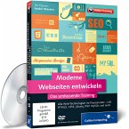 Moderne Webseiten entwickeln, DVD-ROM