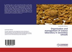 Organisation and management of science laboratory in secondary schools