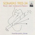 Sonatas 1923-34