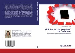 Albinism in Two Islands of the Caribbean - Ford, Jennifer Deanne