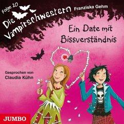 Ein Date mit Bissverständnis / Die Vampirschwestern Bd.10 (MP3-Download) - Gehm, Franziska