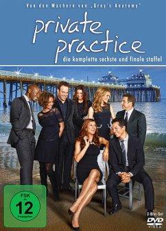 Private Practice - Die komplette sechste und fi...