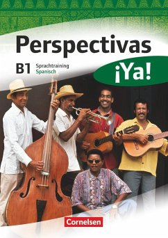 Perspectivas ¡Ya! B1. Sprachtraining - Mata Manjón, María del Carmen