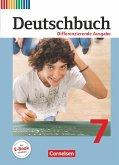 Deutschbuch 7. Schuljahr. Schülerbuch. Differenzierende Ausgabe
