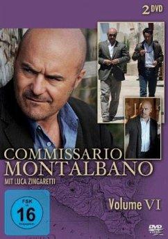 Commissario Montalbano - Volume VI - Commissario Montalbano