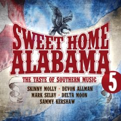 Sweet Home Alabama Vol.5-Great Southern Rock - Diverse