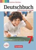 Deutschbuch 7. Schuljahr. Schülerbuch. Differenzierende Ausgabe Nordrhein-Westfalen