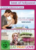 Best of Hollywood - 2 Movie Collector's Pack: Für immer Liebe / Eat, Pray, Love (2 Discs)