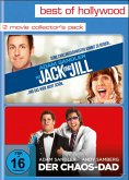Best of Hollywood - 2 Movie Collector's Pack: Jack and Jill / Der Chaos-Dad (2 Discs)