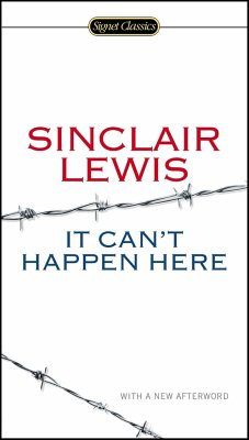It Can't Happen Here - Lewis, Sinclair