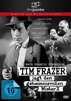 Tim Frazer jagt den geheimnisvollen Mr. X Filmjuwelen