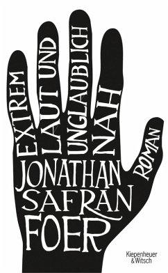 Extrem laut und unglaublich nah (eBook, ePUB) - Foer, Jonathan Safran
