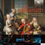 Complete Sonatas For Mandolin
