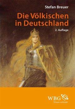 Die Völkischen in Deutschland (eBook, ePUB) - Breuer, Stefan