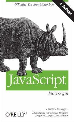 JavaScript kurz & gut (eBook, ePUB)