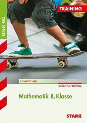 training realschule mathematik 8 klasse baden w rttemberg von bernhard schmidt schulbuch. Black Bedroom Furniture Sets. Home Design Ideas