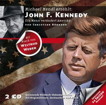 john f kennedy ein mann ver ndert amerika 2 audio cds h rb cher portofrei bei b. Black Bedroom Furniture Sets. Home Design Ideas
