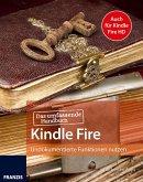 Das umfassende Handbuch Kindle Fire (eBook, ePUB)