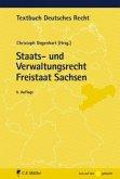 Staats- und Verwaltungsrecht Freistaat Sachsen