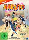 Naruto - Staffel 2: Die Chunin-Auswahlprüfungen - Episoden 20-52 Uncut Edition