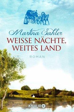 Weiße Nächte, weites Land (eBook, ePUB)