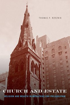 Church and Estate - Rzeznik, Thomas F. (Assistant Professor, Seton Hall University)
