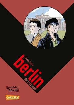 Berlin 3: Flirrende Stadt - Lutes, Jason