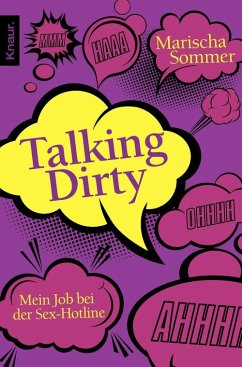 Talking Dirty - Gratis Probekapitel (eBook, ePUB) - Sommer, Marischa