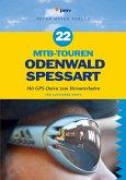 22 MTB-Touren Odenwald Spessart (eBook, PDF)