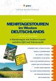 Mehrtagestouren im Westen Deutschlands (eBook, PDF)