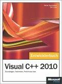 Visual C++ 2010 - Das Entwicklerbuch (eBook, ePUB)