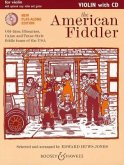The American Fiddler, 1-2 Violinen, Gitarre ad lib., m. Audio-CD