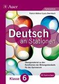 Deutsch an Stationen 6 Gymnasium