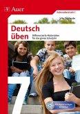 Deutsch üben Klasse 7