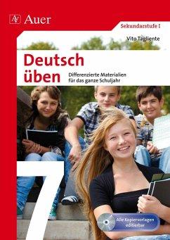 Deutsch üben Klasse 7 - Tagliente, Vito