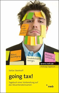 going tax! (eBook, ePUB) - Steinhoff, Stefan