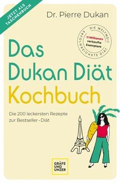 Das Dukan Diät Kochbuch (eBook, ePUB) - Dukan, Pierre