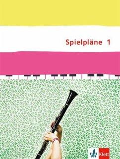 Spielpläne 1. Schülerbuch Klasse 5/6. Bundesaus...