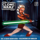 Star Wars, The Clone Wars - Lektion in Geduld / Verschwörung a. Mandalore, 1 Audio-CD