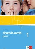 deutsch.kombi plus 1. Serviceband. Kopiervorlagen mit CD-ROM und Audio-CD 5. Klasse