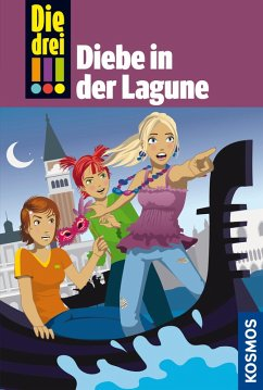 Diebe in der Lagune / Die drei Ausrufezeichen Bd.35 (eBook, ePUB) - Wich, Henriette