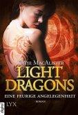 Eine feurige Angelegenheit / Light Dragons Trilogie Bd.2 (eBook, ePUB)