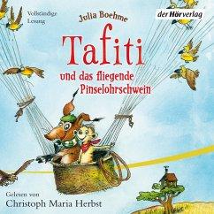 Tafiti und das fliegende Pinselohrschwein / Tafiti Bd.2 (MP3-Download) - Boehme, Julia